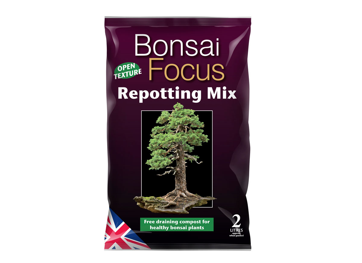 Bonsai Repotting Mix Eden Project Shop