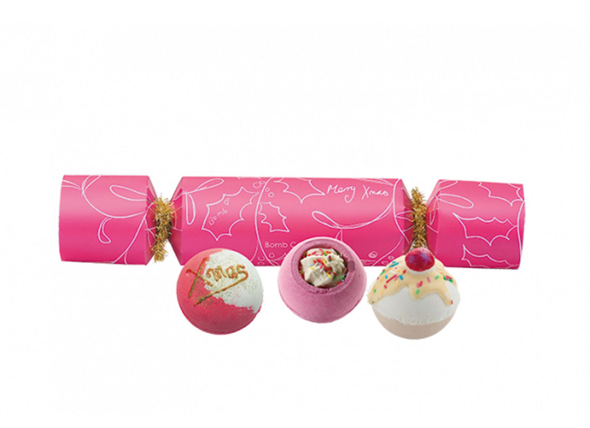 Cracker gift set - Berry Christmas | Eden Project Shop