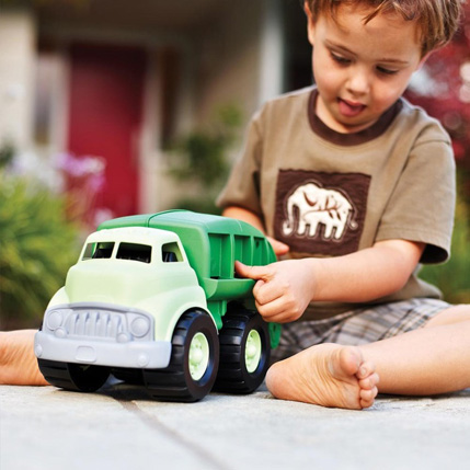 Toy vehicles feature