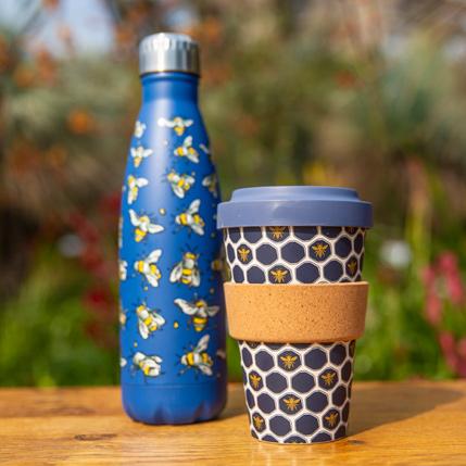 Eden Project reusable cups & bottles, go plastic free!