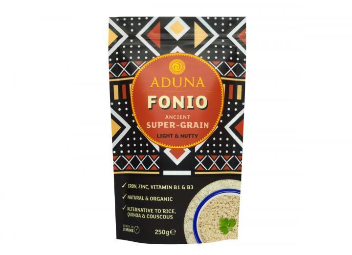 Aduna fonio organic super-grain 250g
