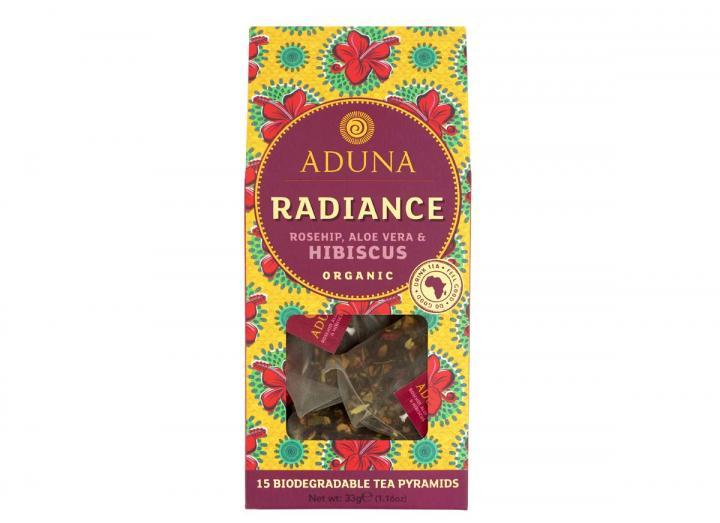 Aduna Radiance Rosehip, Aloe Vera & Hibiscus Tea