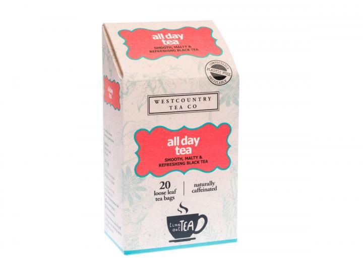 Westcountry Tea Co. All Day 20 tea bags 60g