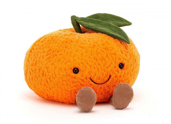 Amuseable Clementine cuddly toy from Jellycat