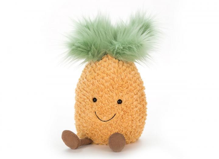 Amuseable Pineapple cuddly toy from Jellycat