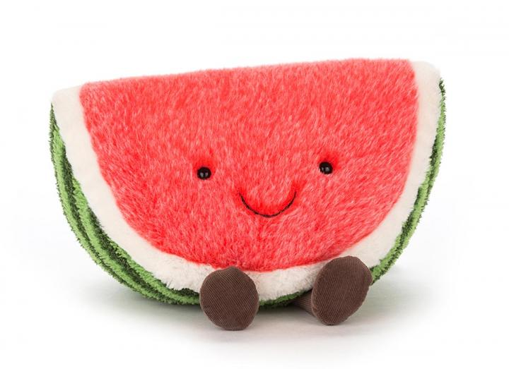 Amuseable Watermelon cuddly toy from Jellycat
