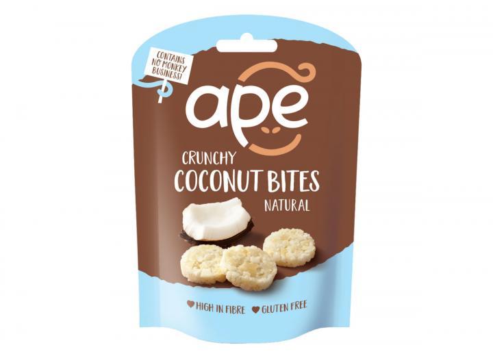 Ape crunchy coconut bites natural