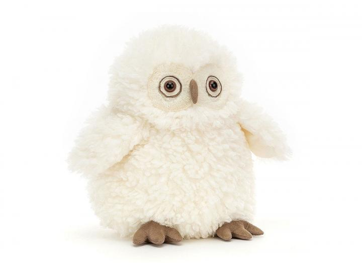 Apollo Owl cuddly toy from Jellycat