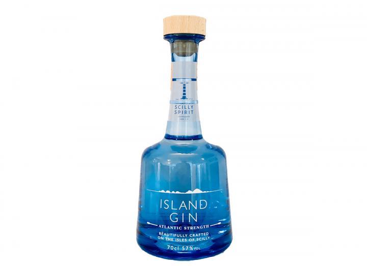 Scilly Spirit Distillery Atlantic Strength Gin 70cl