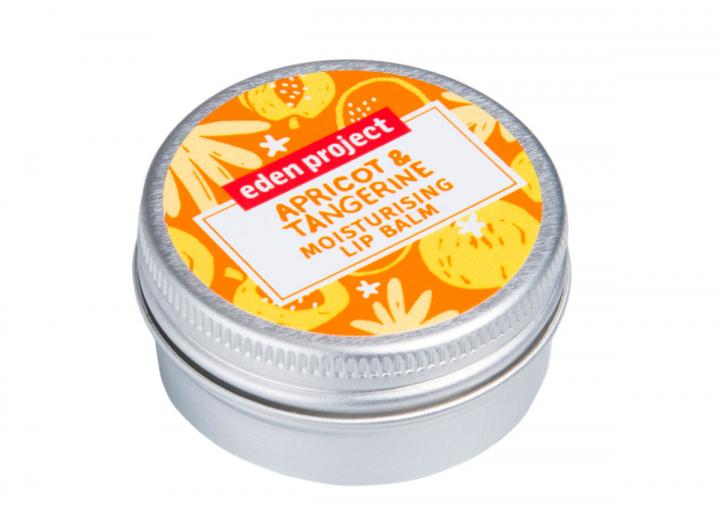 Apricot and tangerine lip balm