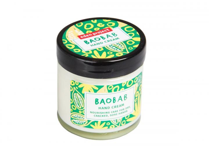 Baobab hand cream