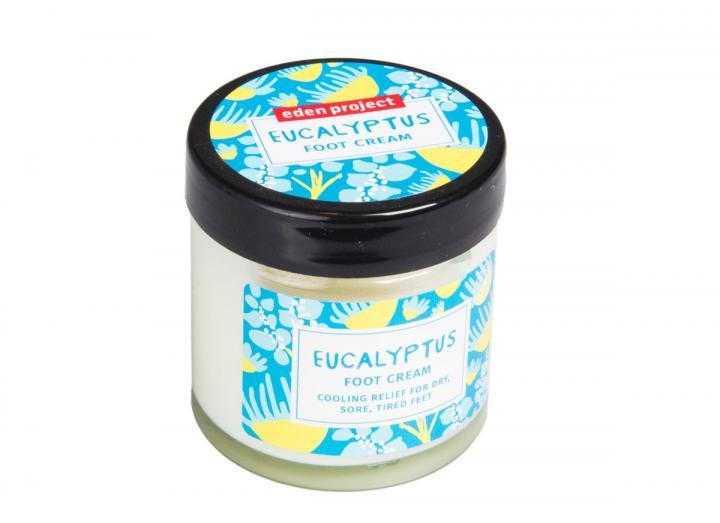 Eucalyptus foot cream