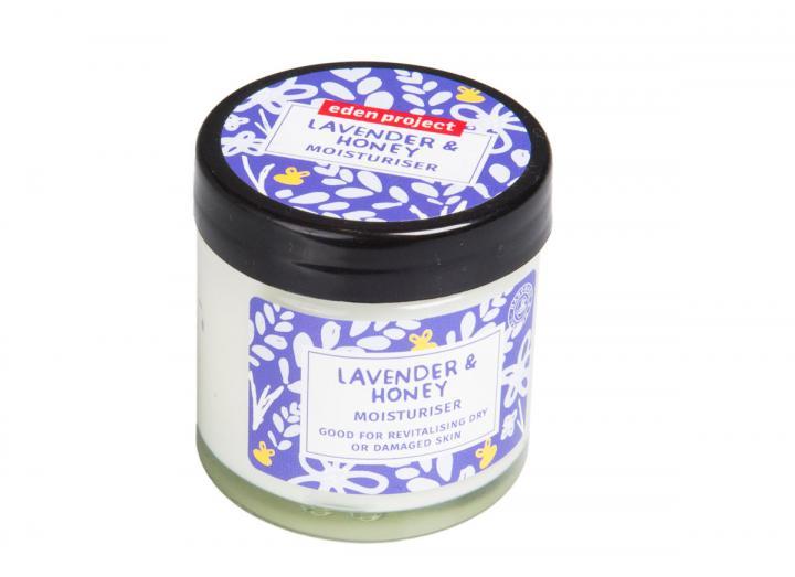 Lavender and honey moisturiser