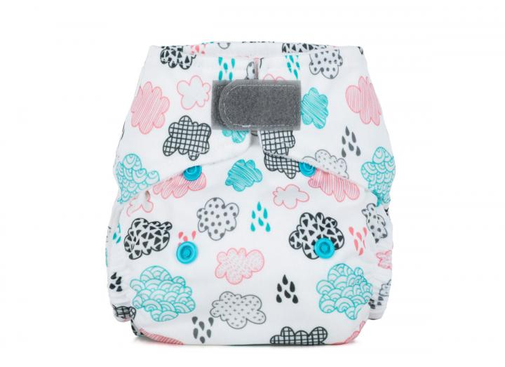 Reusable cloth nappy newborn rainy days