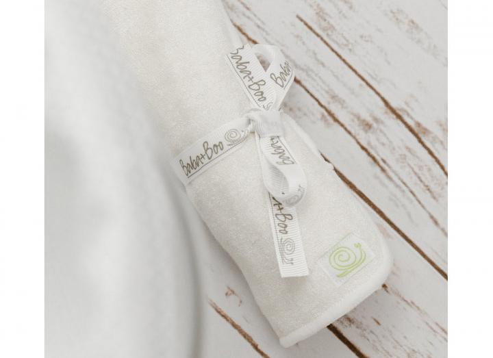 Reusable bamboo wipes