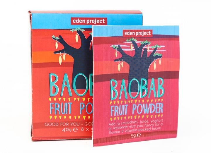 5g sachet of baobab fruit powder