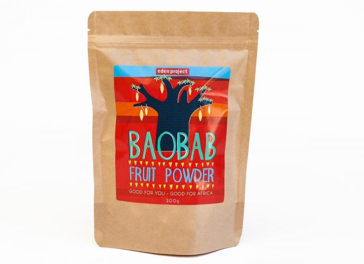 200g pouch of baobab fruit powder
