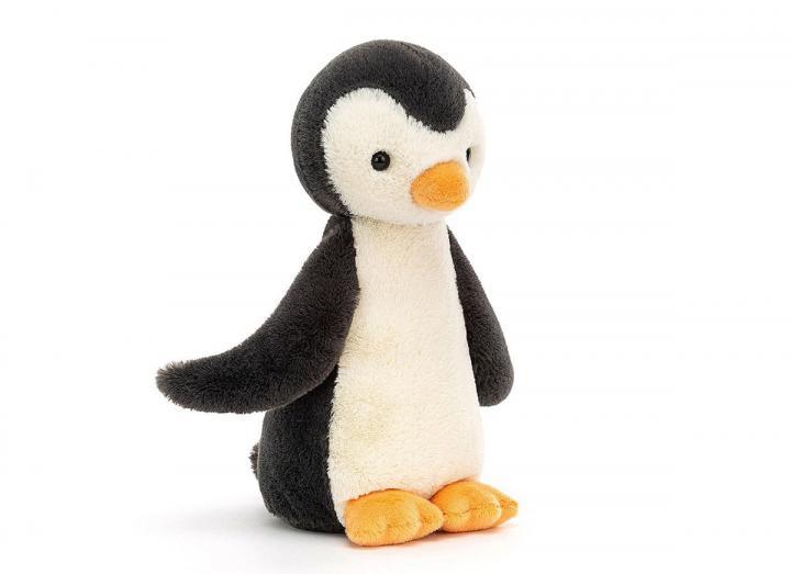 Bashful penguin cuddly toy from Jellycat