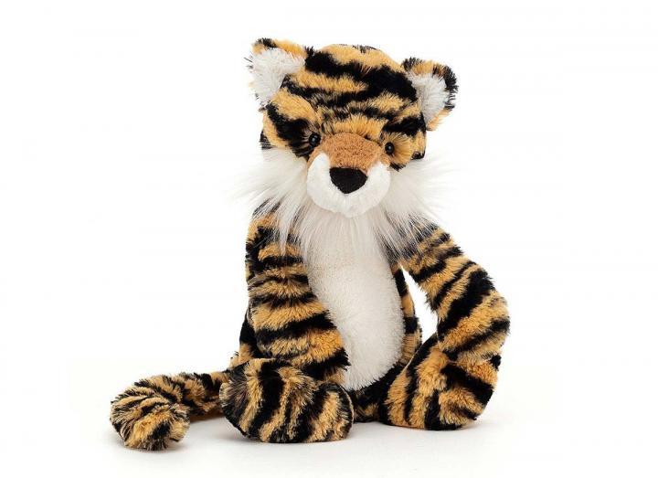 Bashful tiger cuddly toy from Jellycat