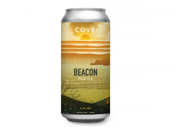 Beacon Pale Ale from The Driftwood Spars Brewery in Cornwall