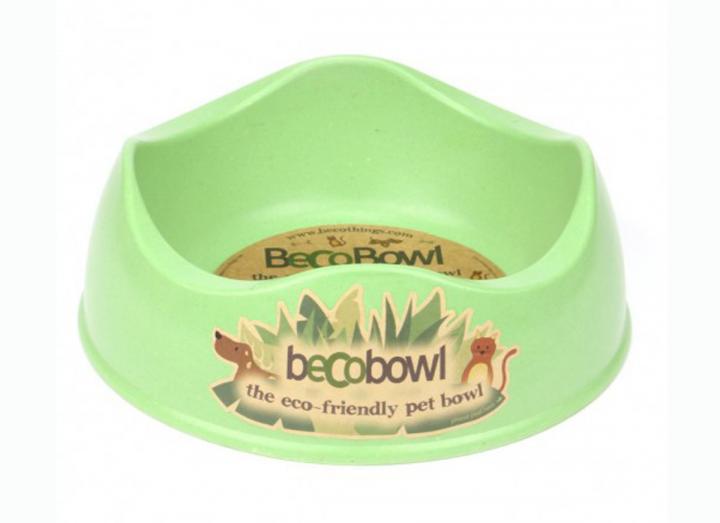 Beco Pets classic bowl green