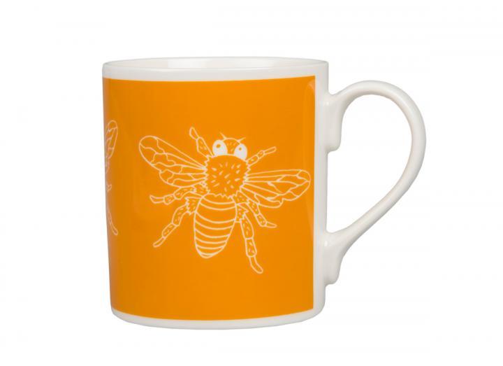 Eden Project bee print mug