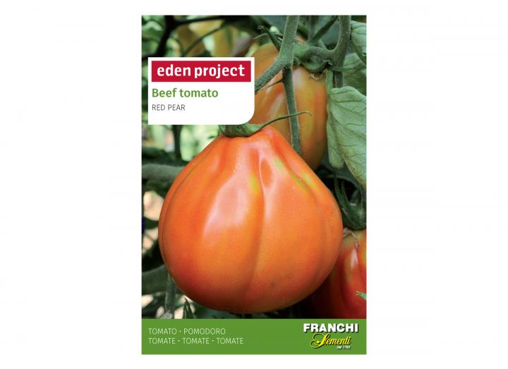 Tomato 'Red Pear' Franchi Beef – Solanum lycopersicum seeds