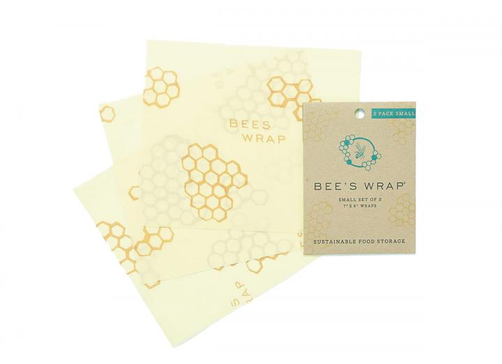 Bee's Wrap small food wrap, made from beeswax and organic cotton