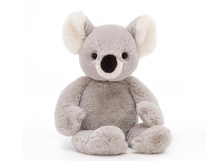Benji koala cuddly toy from Jellycat