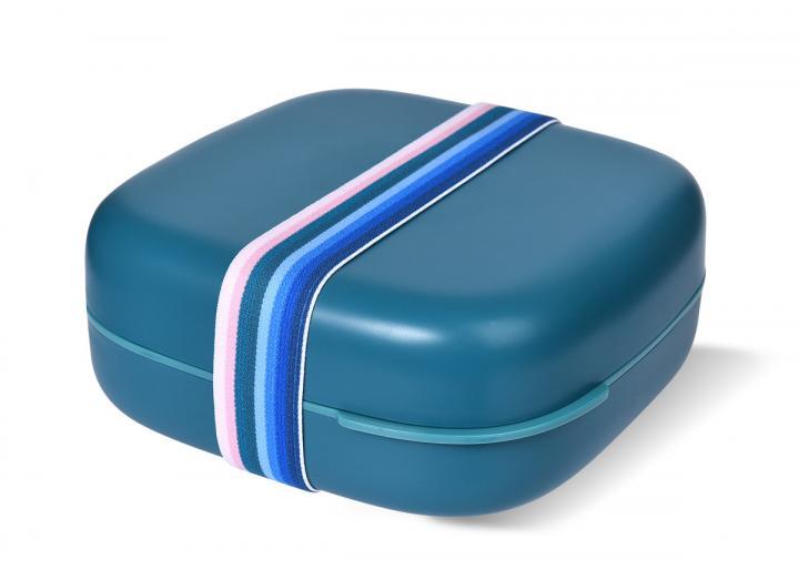 Hip with Purpose bento box in jade