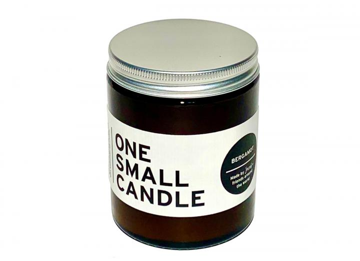 Bergamot candle from One Small Candle