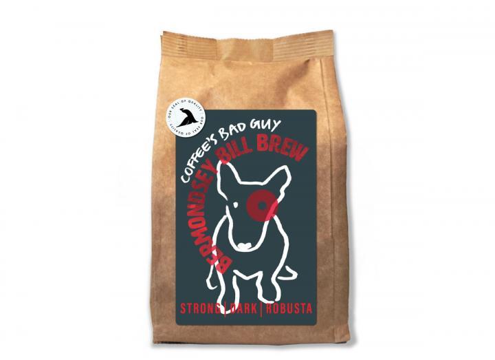 Bermondsey Bill whole bean coffee