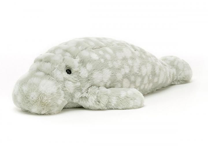 Billow manatee cuddly toy from Jellycat