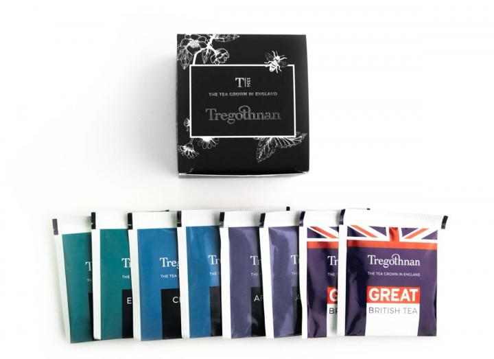Tregothnan black tea selection gift box