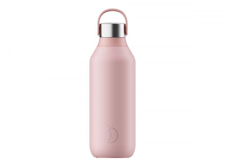 Blush Pink Series 2 Chilly's bottle