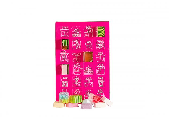 Bomb Christmas advent calendar