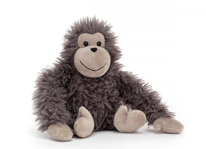 Bonbon gorilla cuddly toy from Jellycat