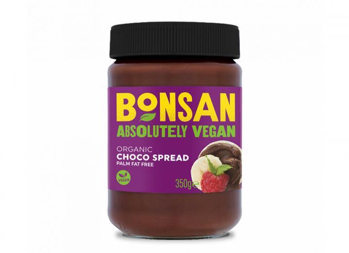 Bonsan organic choco spread 350g