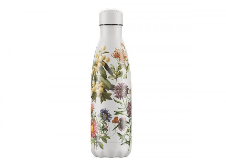 Chilly's bottle 500ml botanical garden