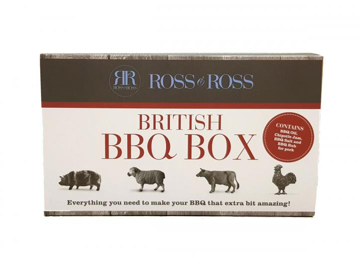 British BBQ box - everything you need to make your bbq amazing!