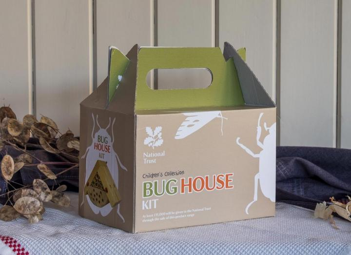 Bug House Kit part of the National Trust Children's Collection from Wildlife World