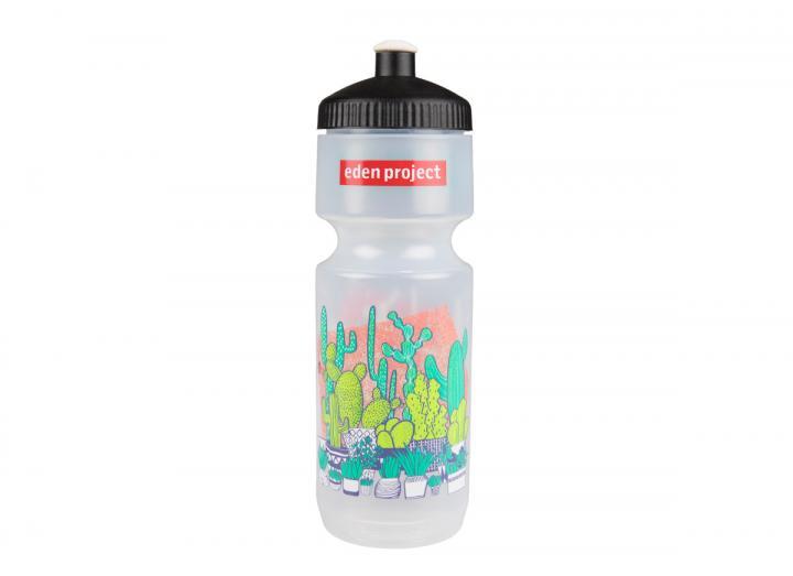 Cactus print sugar cane drinking bottle