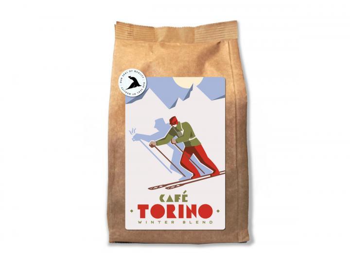 Cafe Torino winter blend whole bean coffee