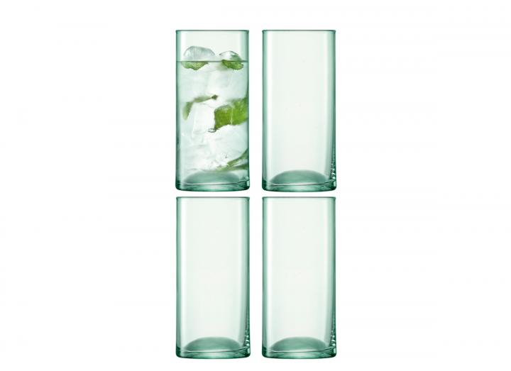 Set of 4 highballs, part of the Canopy range from LSA International