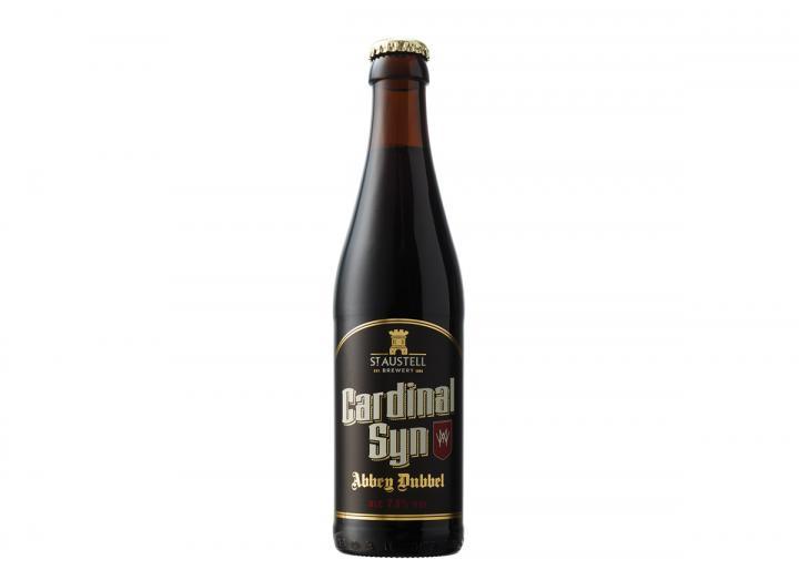 St Austell Brewery Cardinal Syn Abbey Dubbel 330ml