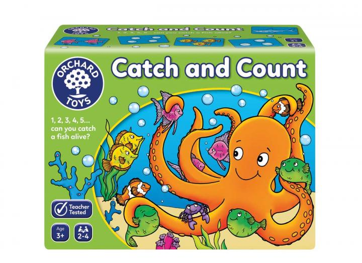 Catch & Count game from Orchard Toys