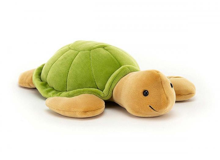 CeeCee turtle cuddly toy from Jellycat