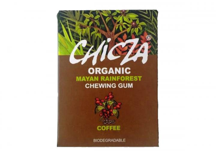 Chicza coffee organic chewing gum 30g