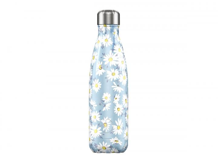 Chilly's Bottle 500ml - floral daisy