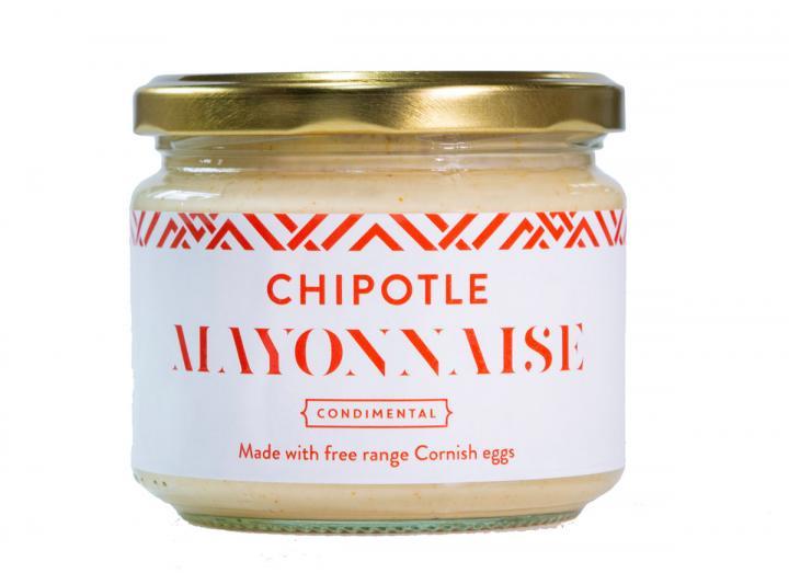 Condimental's Cornish chipotle mayonnaise
